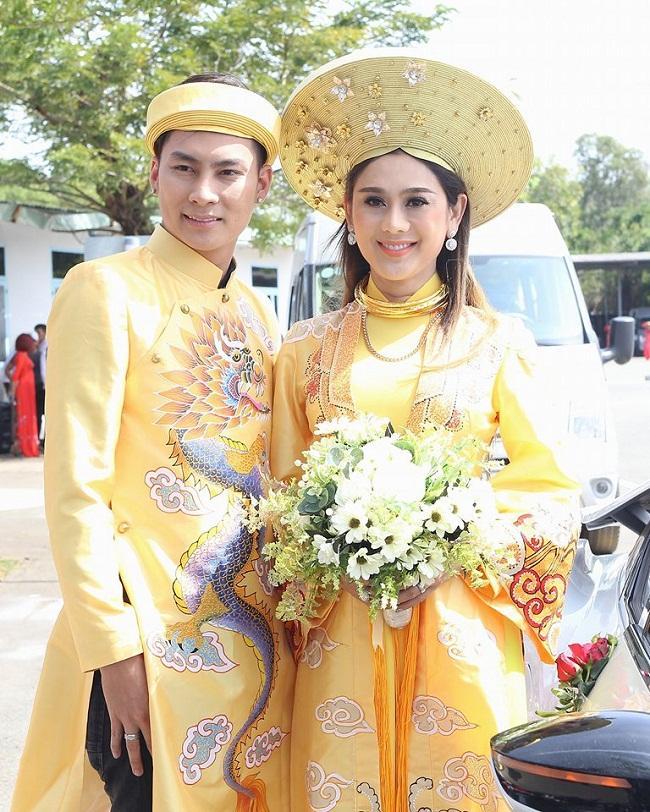 Những mỹ nhân Việt đeo vàng nặng trĩu, cưới đại gia thân thế khủng cỡ nào?-8
