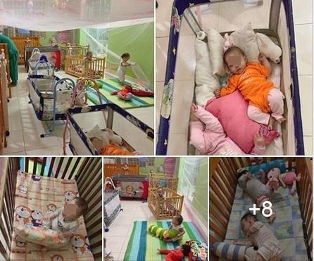 Không bánh kem hay hoa hồng lãng mạn, Đặng Thu Thảo đón sinh nhật bình yên bên ông xã tại trung tâm bảo trợ trẻ em-2