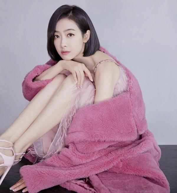 Những nữ thần tượng xinh đẹp được yêu thích nhất Trung Quốc-1