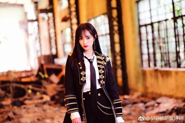 Những nữ thần tượng xinh đẹp được yêu thích nhất Trung Quốc-6