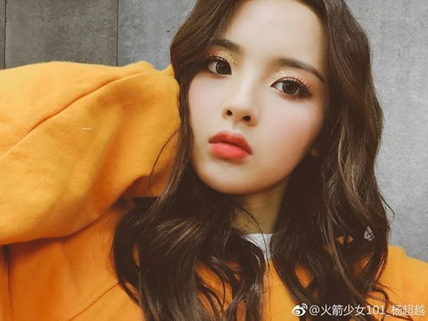 Những nữ thần tượng xinh đẹp được yêu thích nhất Trung Quốc-7