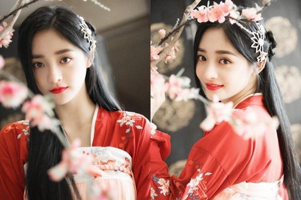 Những nữ thần tượng xinh đẹp được yêu thích nhất Trung Quốc-8