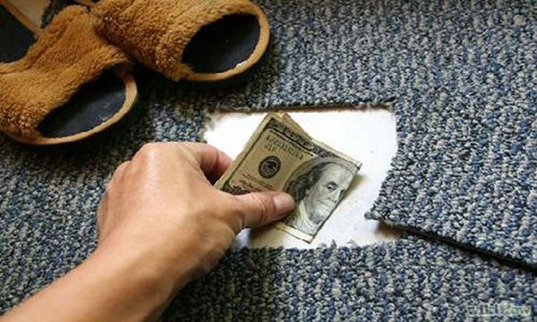 Nhà đã nghèo còn cất tiền kiểu này thì còn RÁCH MÙNG TƠI, của cải cứ đội nón ra đi mãi mãi-3