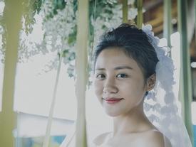 Văn Mai Hương để mặt mộc hóa cô dâu gợi cảm, chủ động cầu hôn bạn trai