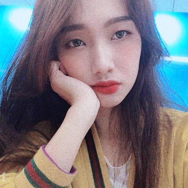 Nhan sắc đời thường của cô gái Việt Nam trong nhóm nhạc Kpop-3