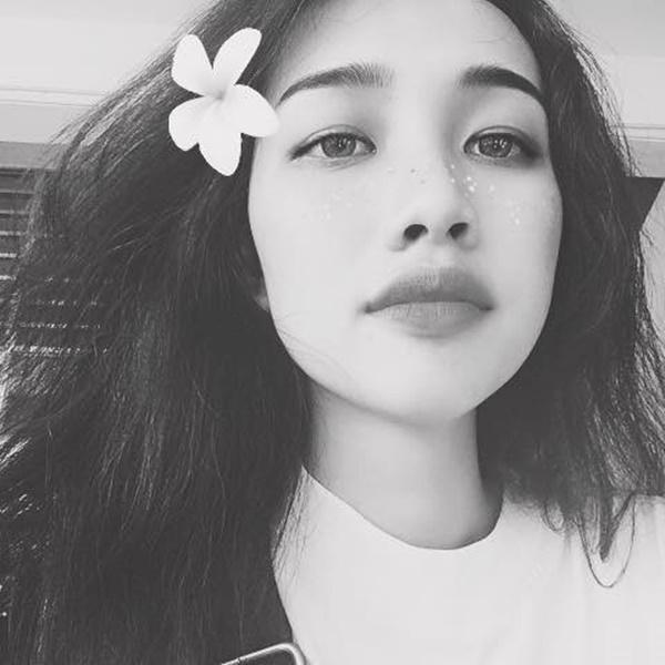 Nhan sắc đời thường của cô gái Việt Nam trong nhóm nhạc Kpop-11