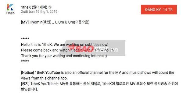 Công ty quên xem lịch: MV của Hyomin (T-ara) bị lộ vì lý do không thể vô duyên hơn!-2