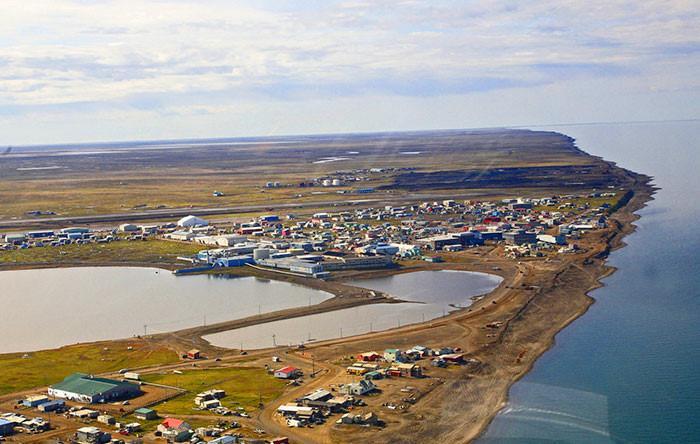 Thị trấn ở Alaska mỗi năm có 65 ngày sống trong bóng tối-1