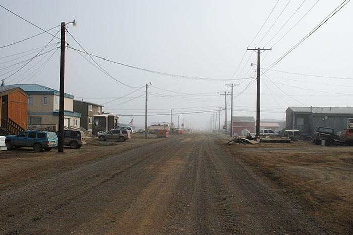 Thị trấn ở Alaska mỗi năm có 65 ngày sống trong bóng tối-2