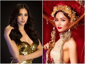 Ở Việt Nam chỉ có H'Hen Niê và Trần Tiểu Vy đủ đẹp để lọt vào top 50 Hoa hậu của các hoa hậu 2018