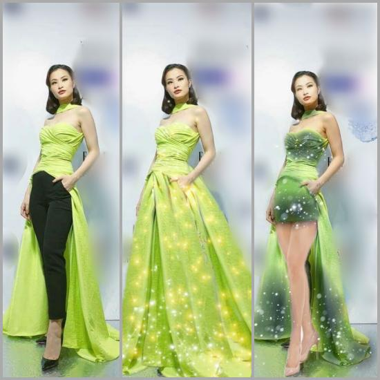 Stylist lại cho Đông Nhi ăn mặc thảm họa thì fan đành phải trổ tài photoshop vậy!-2