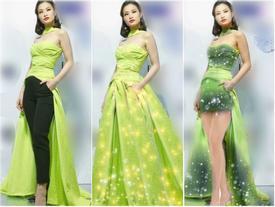 Stylist lại cho Đông Nhi ăn mặc thảm họa thì fan đành phải trổ tài photoshop vậy!