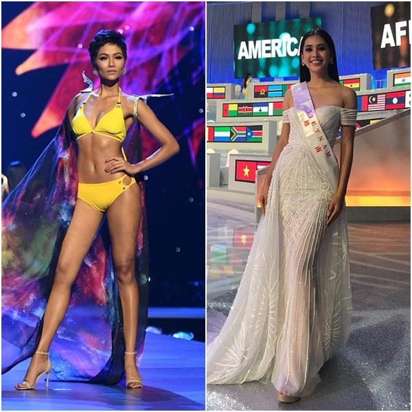 Ở Việt Nam chỉ có HHen Niê và Trần Tiểu Vy đủ đẹp để lọt vào top 50 Hoa hậu của các hoa hậu 2018-1
