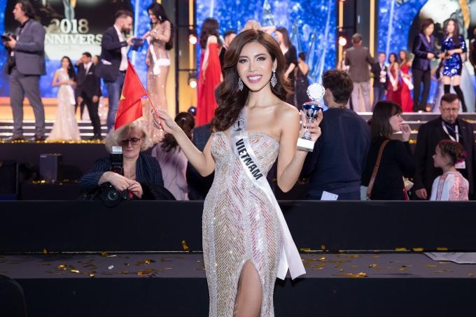 Minh Tú: Tôi tự tin lọt top 5 Hoa hậu Siêu quốc gia 2018 nếu không vướng tin đồn mua giải-1