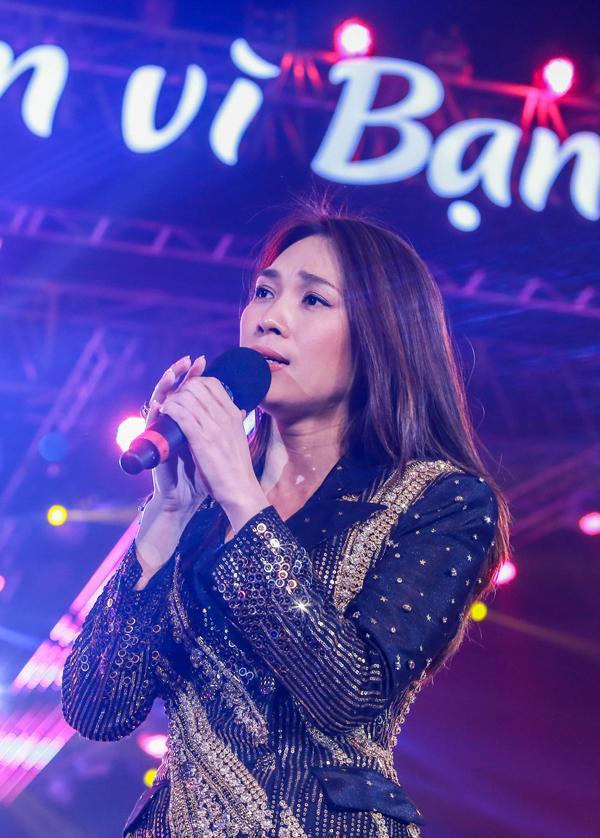 Mỹ Tâm hát hit trong phim mới tặng 48 ngàn khán giả Hà Nội-1
