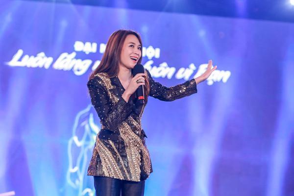 Mỹ Tâm hát hit trong phim mới tặng 48 ngàn khán giả Hà Nội-2