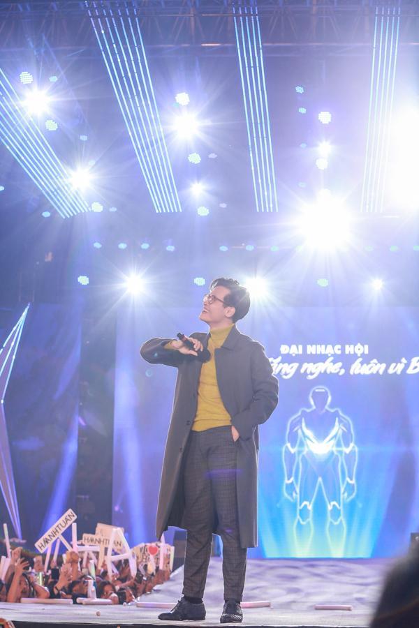 Mỹ Tâm hát hit trong phim mới tặng 48 ngàn khán giả Hà Nội-13