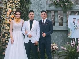 Còn hơn cả em trai cô dâu vòng đeo đầy vàng, bạn thân chú rể Nam Định chính là cực phẩm mà chị em đang tìm kiếm bấy lâu