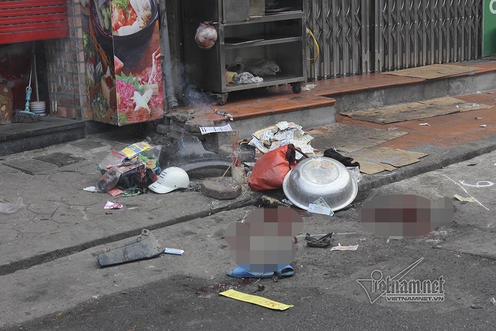 Ô tô đâm 5 xe trên phố Ngọc Khánh: Thai phụ nhảy bật trong tích tắc-4