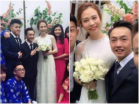 HOT: Cường Đô La - Đàm Thu Trang chính thức làm lễ ăn hỏi về chung một nhà