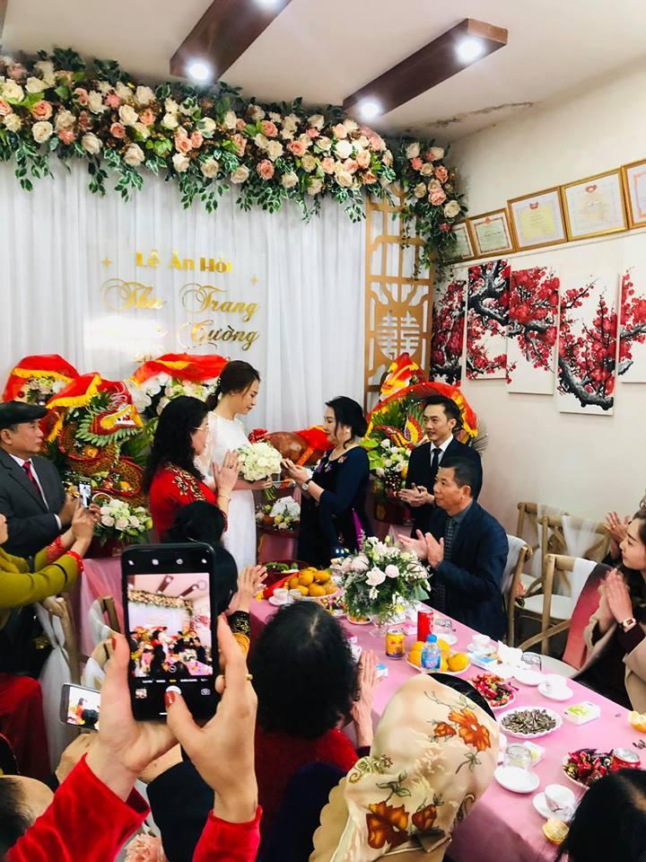 HOT: Cường Đô La - Đàm Thu Trang chính thức ăn hỏi, mẹ đẻ nam doanh nhân tình cảm trao nhẫn cho con dâu-6