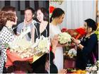 Nữ đại gia Nguyễn Thị Như Loan gây sốt với những lần hiếm hoi xuất hiện bên dâu cũ Hà Hồ và dâu mới Đàm Thu Trang