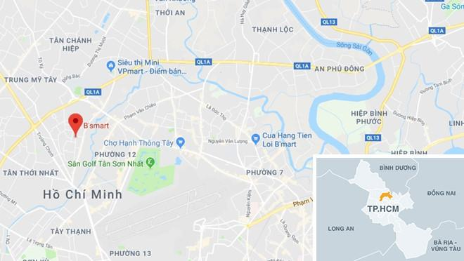 Tiêu hủy 2 tấn nguyên liệu nem chua bẩn ở Sài Gòn-2