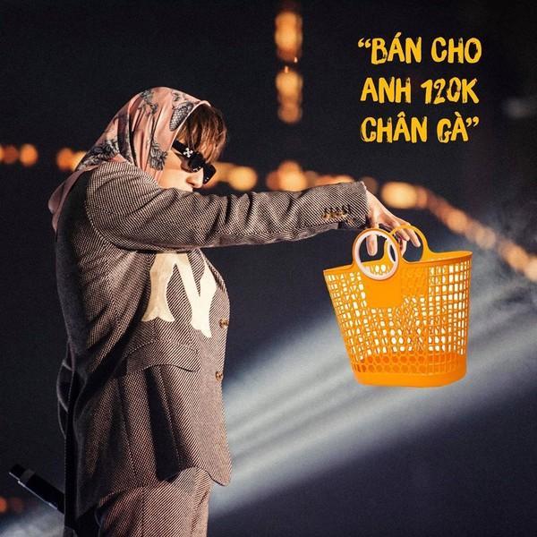 Không ngoài dự đoán: Meme hot nhất sáng nay trên mạng xã hội thuộc về bà ngoại Sơn Tùng-4
