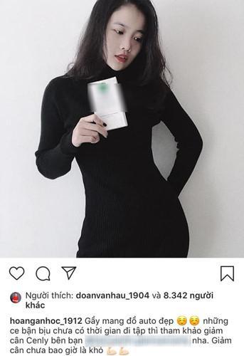 Bạn gái Đoàn Văn Hậu nghiện thuốc giảm cân?-2