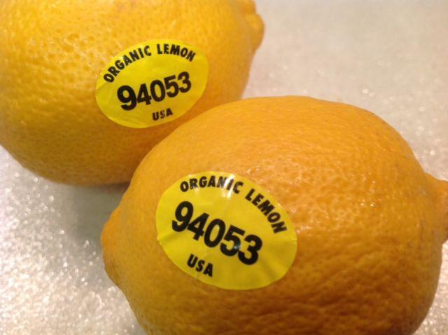 Mua trái cây nhập ngoại, đừng quên kiểm tra dãy số này trên tem-4