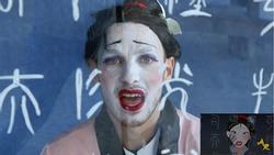 Chết cười với clip cosplay Hoa Mộc Lan phiên bản 'con nhà nghèo'
