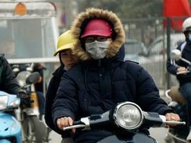 Dự báo thời tiết 21/1: Không khí lạnh tăng cường, miền Bắc rét đậm rét hại đến khi nào?