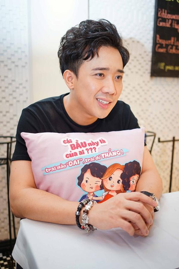 Trấn Thành: Bác sĩ nói Hari Won vẫn có con được nhưng phải hết sức cẩn thận-3