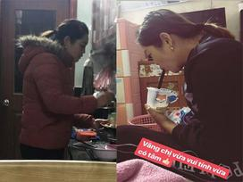 Cô con gái số nhọ: Đang thời kỳ giảm cân mẹ hết mua trà sữa lại nấu mỳ tôm ngồi ăn trước mặt