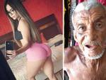 Trúng thưởng chục tỷ, cụ ông 74 tuổi bỏ vợ theo gái 18 và nhận quả báo quá sớm