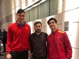 Phá lưới Jordan góp phần giúp Việt Nam chiến thắng, Công Phượng phấn khích tự chúc sinh nhật sớm