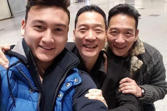 NSND Đặng Hùng và Linh Nga cảm ơn Đặng Văn Lâm cùng tuyển Việt Nam-1