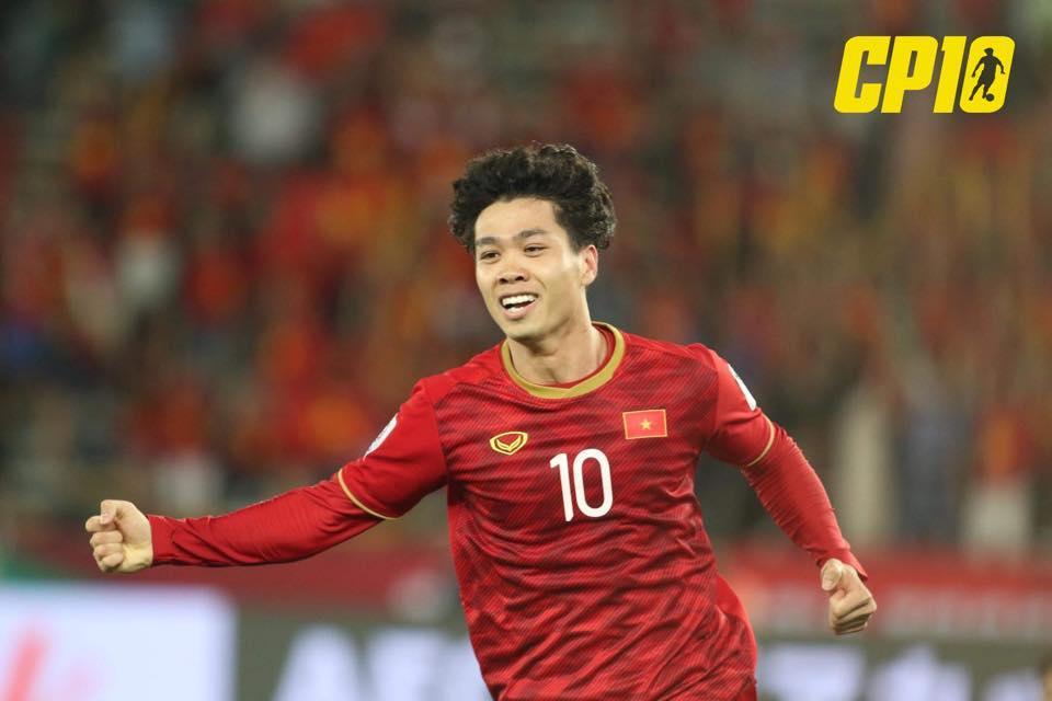 Ghi bàn thắng vàng gỡ hòa cho tuyển Việt Nam, Công Phượng được fans làm clip cực cảm động chúc sinh nhật sớm-1