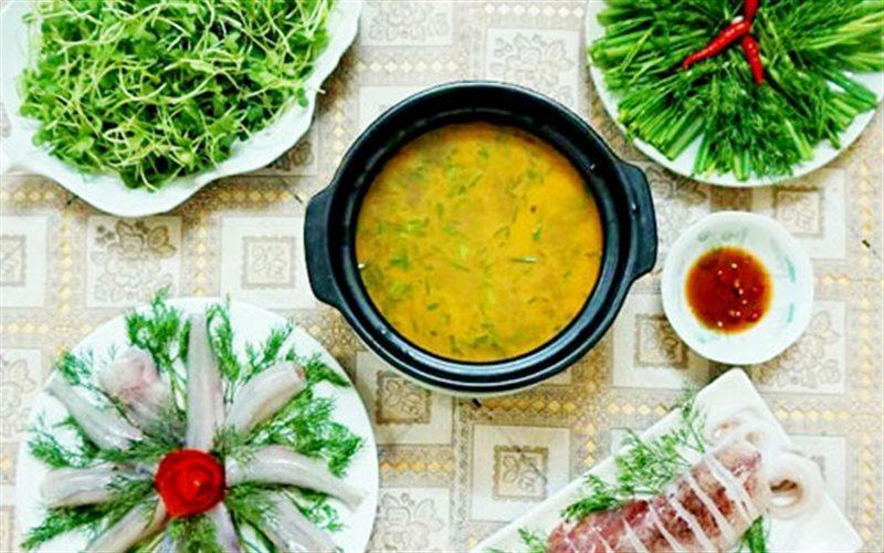 Canh nấm tràm, gỏi cá nghéo nổi tiếng ở Quảng Bình-2
