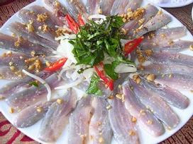 Canh nấm tràm, gỏi cá nghéo nổi tiếng ở Quảng Bình