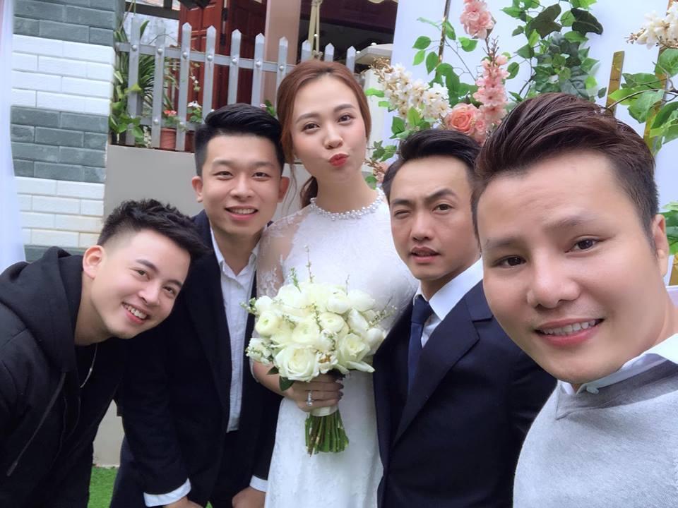 Nhận tin Cường Đô La cưới Đàm Thu Trang, đồng loạt sao Việt gửi lời chúc phúc nổi bật nhất vẫn là Lệ Quyên-5
