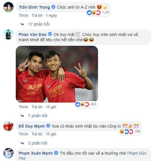 Vừa hồi phục trí nhớ, Đức Huy đã gây thù khi tiết lộ tính cách đặc trưng loạt cầu thủ của tuyển Việt Nam-2