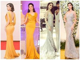 Năm lần 'đụng hàng' là năm lần Đỗ Mỹ Linh - Hương Giang Idol 'hack não' fan xem ai mặc đẹp hơn