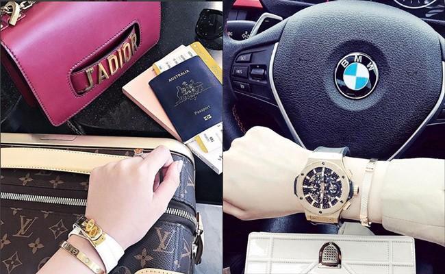 Vướng tin đồn rich kid dởm, Jolie Nguyễn dỗi hờn: Tôi biết kiếm tiền từ 15 tuổi nhưng đến 18 mới biết mình là rich kid-3