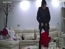 Bảo mẫu bạo hành, ném trẻ con như đồ chơi tại Trung Quốc