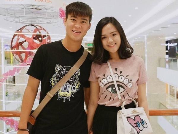 Khối hàng hiệu xịn sò của bạn gái Duy Mạnh U23, ai mà không phát thèm