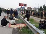 Hải Dương: Phó bí thư xã đầu rớm máu kể xe tải tông tử vong 8 cán bộ