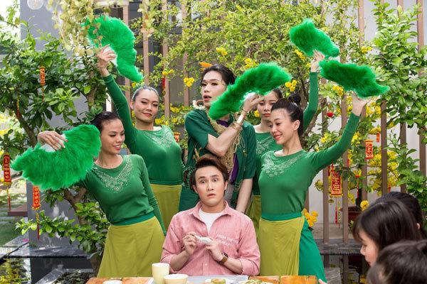 MV 'Bùa ăn' của Huỳnh Lập gây sốt giới trẻ-2