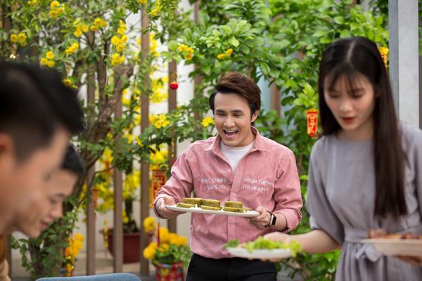 MV 'Bùa ăn' của Huỳnh Lập gây sốt giới trẻ-5