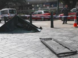 Nữ du khách chết thảm vì bị cửa sổ khách sạn từ tầng 16... rơi trúng đầu